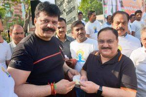 Uttarakhand BJP serves three month suspension to Khanpur MLA Champion