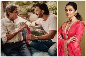 Deepika Padukone to play Kapil Dev's wife in Ranveer Singh starrer '83