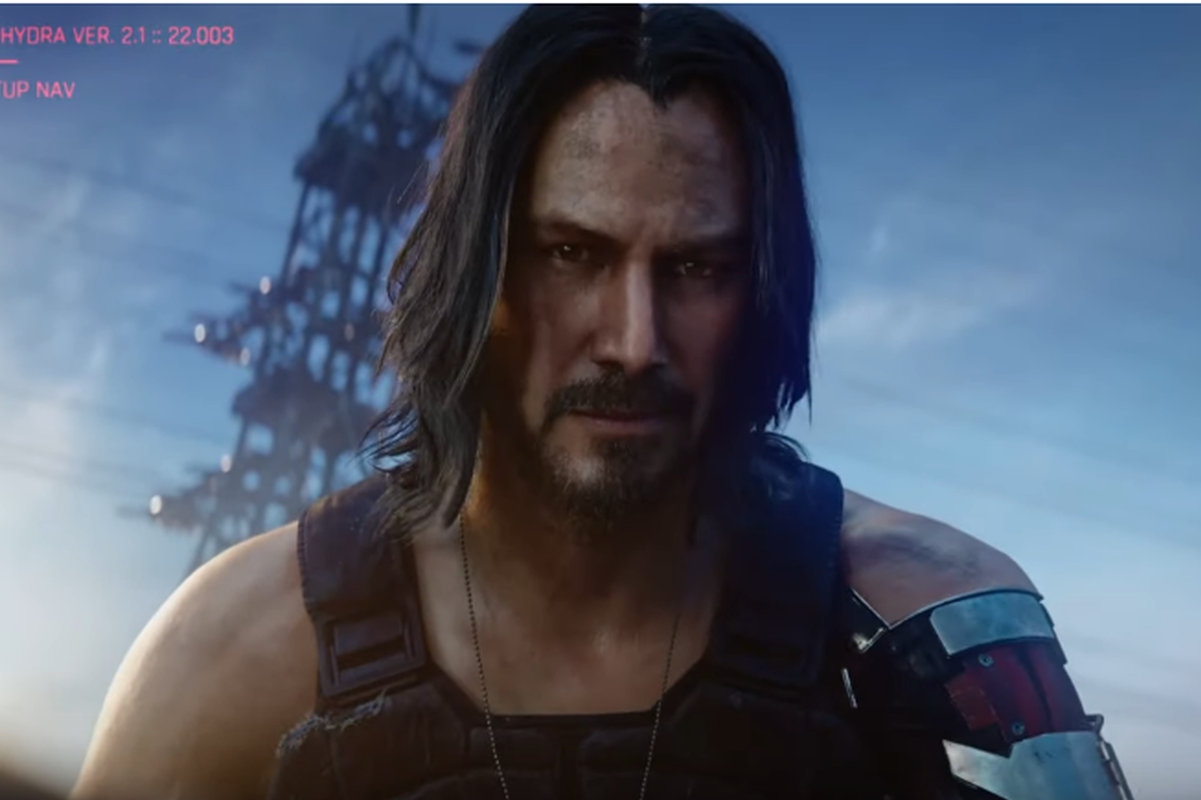 Cyberpunk 2077 – Official Cinematic Trailer ft. Keanu Reeves | E3 2019