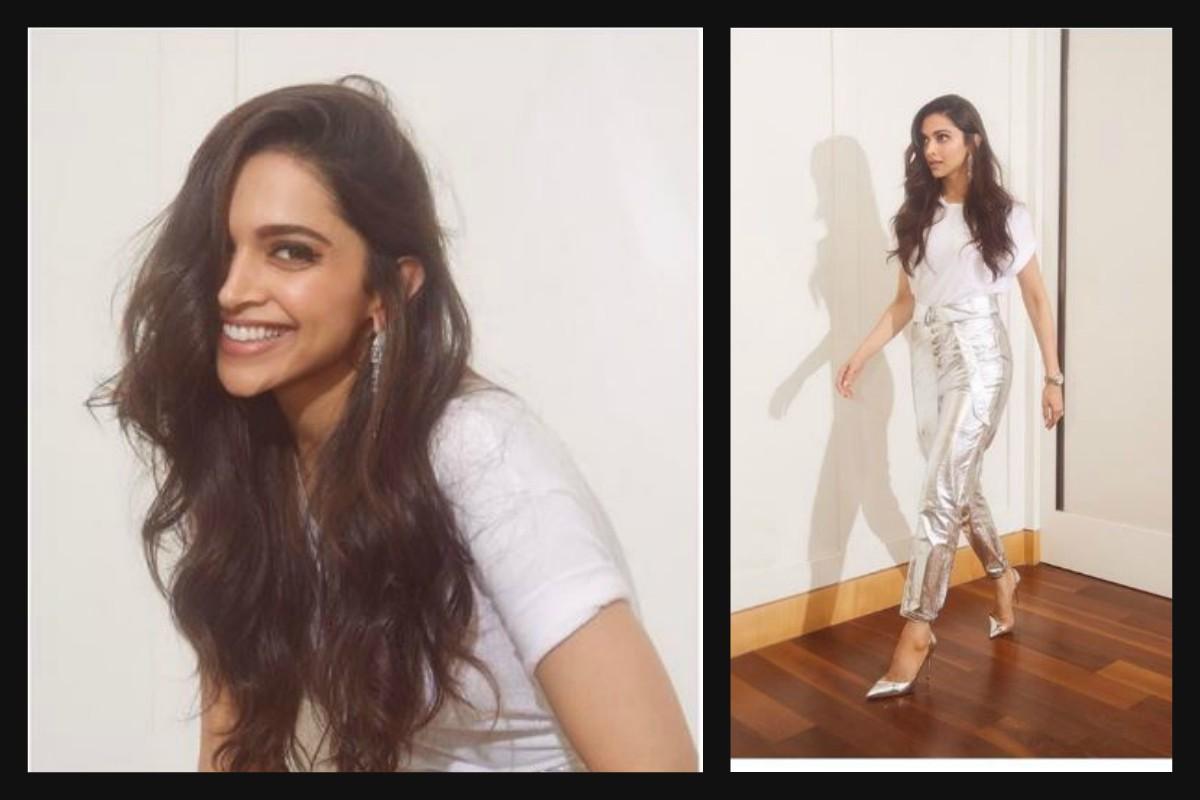 'Dil le gaye dimples tere': Ranveer Singh compliments Deepika Padukone
