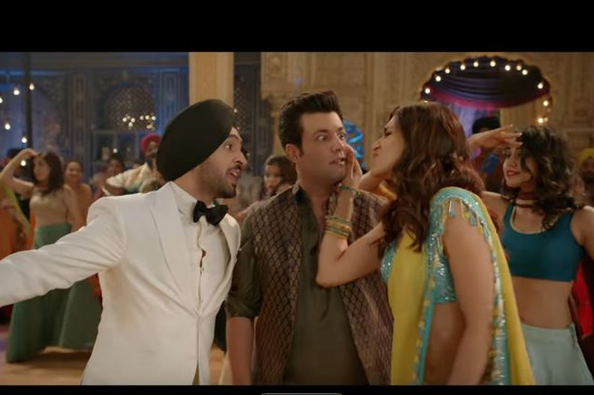 Arjun Patiala, Kriti Sanon, Diljit Dosanjh, Dinesh Vijan,Rohit Jugraj, song, Main Deewana Tera, Guru Randhawa, first song