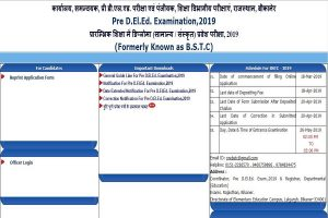 Rajasthan BSTC result 2019 declared atbstc2019.org