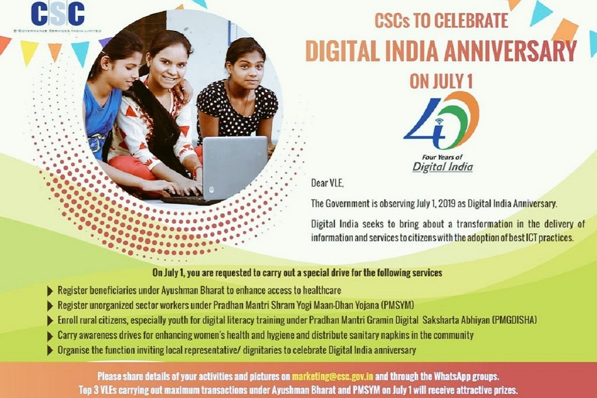 Digital India, Shimla, Himachal Pradesh, Himachal