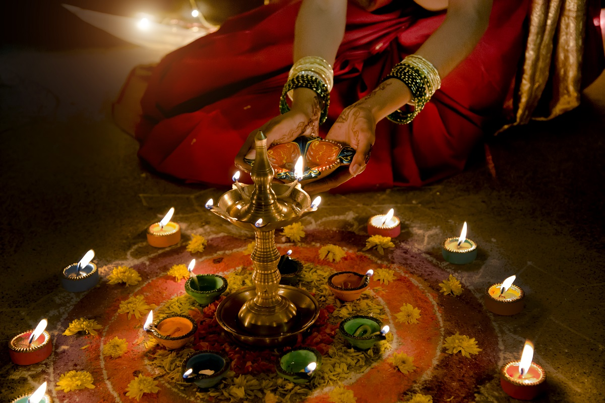 Diwali or Deepawali Festival of India