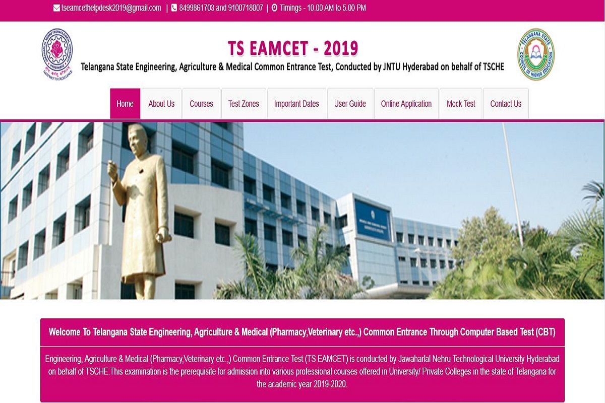TS EAMCET results 2019 to be declared soon at eamcet.tsche.ac.in | Here's how to check results