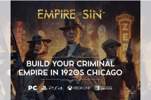 Empire of Sin to be launched in 2020, idea developed 20 years ago