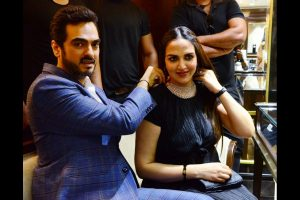 Esha Deol, Bharat Takhtani welcome second child