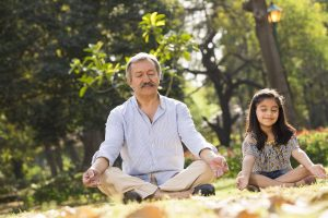 Importance of Family Yoga: International Yoga Day