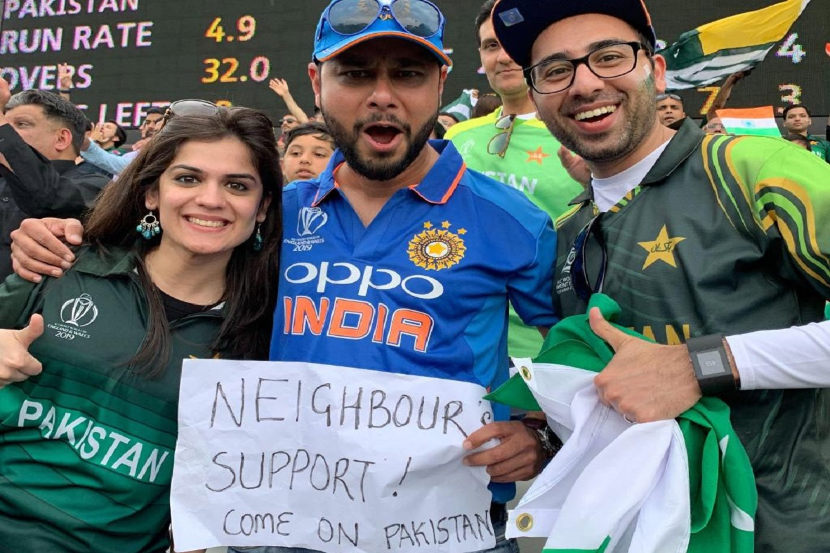 Indian, Pakistan, Cricket World Cup 2019, Sports
