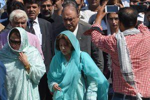 Ex-Pak President Asif Ali Zardari's sister arrested over money laundering case