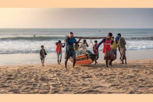 Rameswaram fishermen go on indefinite strike over fish price