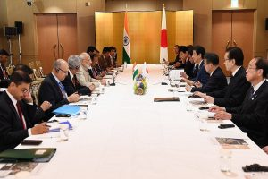 Ahead of G20 Summit, PM Modi meets Shinzo Abe; discuss India-Japan bilateral ties
