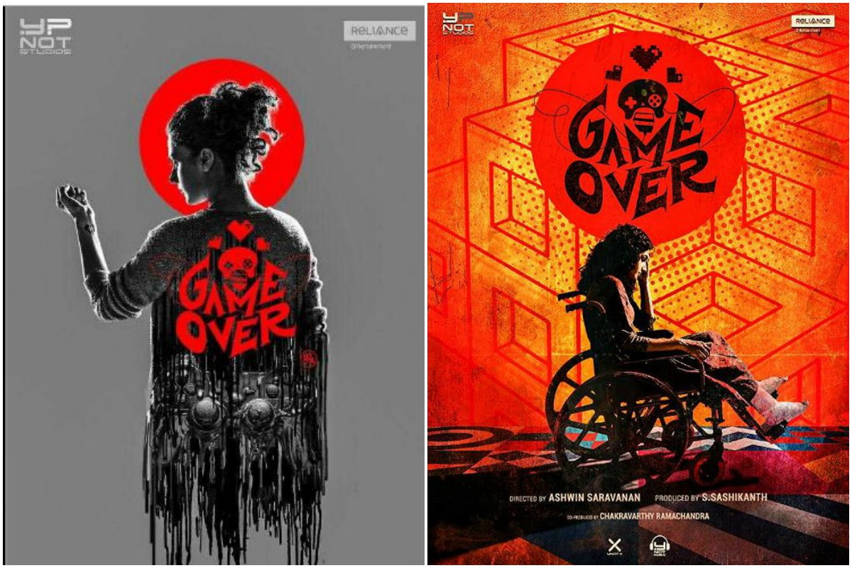Taapsee Pannu's Game Over makes maximum money on India-Pak World Cup match day