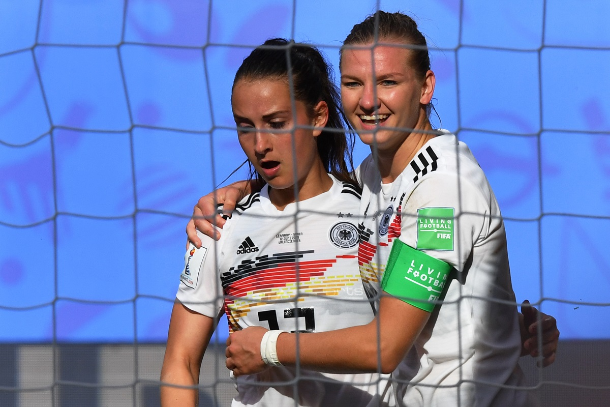 Women's World Cup 2019, FIFA, Germany, Spain, Sara Dabritz