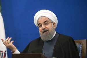 Iran will not be 'Bullied' into talks with US: Hassan Rouhani