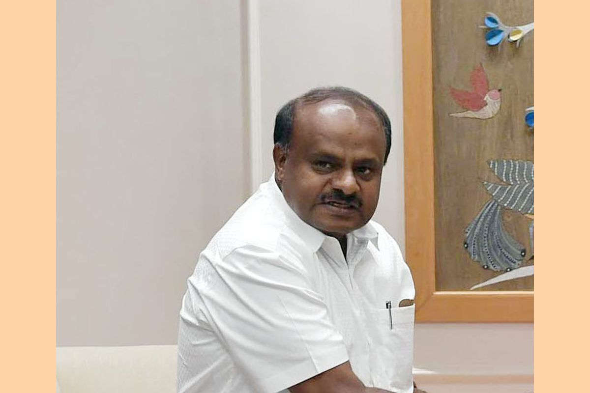 "Karnataka CM HD Kumaraswamy Saturday asked the Centre to extend GST compensation beyond five years, saying that the state will face ""severe financial crunch"" after the recompense period ends in 2022."