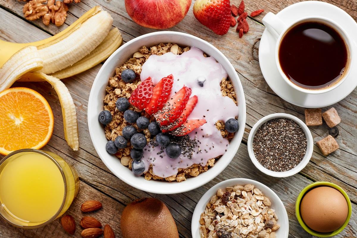 Monsoon, Healthy Foods, Herbal Tea, Fresh Fruits and Vegetables, Dry Fruits, Spices, Yogurt