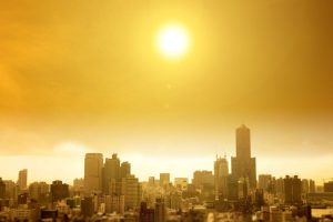 No relief from heat in Punjab, Haryana