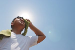 A few precautions and cure to combat heat exhaustion