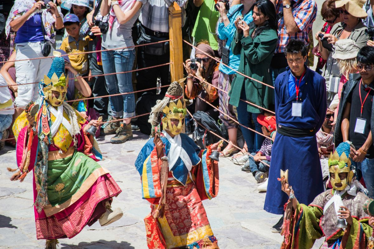 Indian festivals, The Mask Dances of Hemis, Hemis, Ladakh ,Ladhaki Buddhist culture, Guru Rinpoche Padmasambhava, Domkhar Rock Art Sanctuary,Nehru Boat Race, Allapuzha, Kerala, Punnamada Lake, Chundan Vallam, Kuttanad, ZiroMusic Festival, Ziro, Arunachal, Apatani tribe, Rajasthan International folk festival, Jodhpur, Mehrangarh Fort ,Rao Jodha Desert National Park, Jaswant Thada, Toorji Ka Jhalra