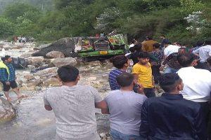 44 killed as bus falls into gorge in Kullu, CM Jairam Thakur orders magisterial inquiry