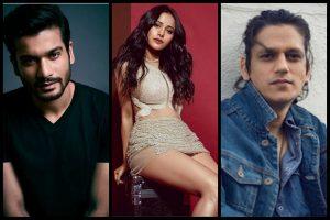 Sunny Kaushal, Nushrat Bharucha, Vijay Varma in love story Hurdang