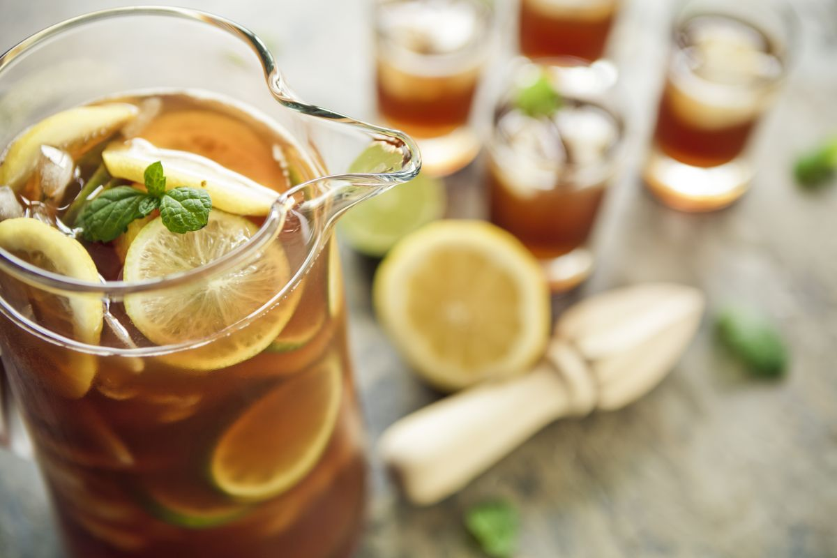 Ice tea, Summer Coolers, Healthy Drinks