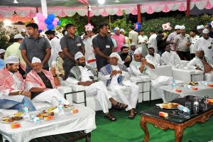 All is well? Amid reports of rift, Nitish Kumar attends 'Iftar' hosted by BJP ally LJP
