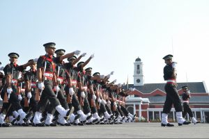 'Josh' is high as 382 IMA cadets join Indian Army after Passing out Parade