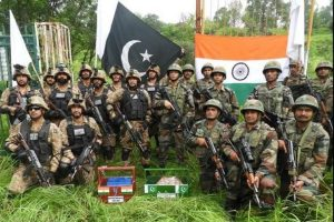Indian, Pakistani troops to participate in SCO counter-terror exercise