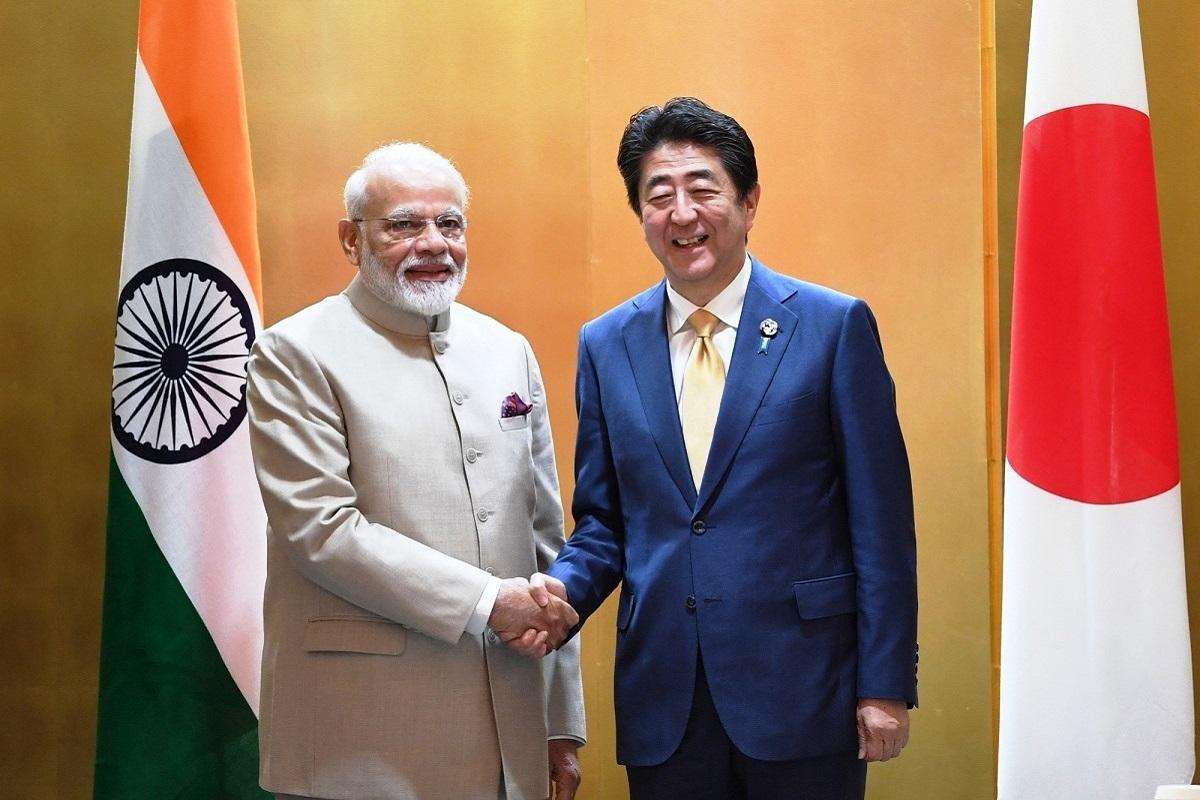 India, Japan, New Delhi, Shinzo Abe, Narendra Modi, Osaka, Japan, G-20 Summit