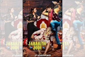Parineeti Chopra and Sidharth Malhotra starrer Jabariya Jodi,trailer out tomorrow