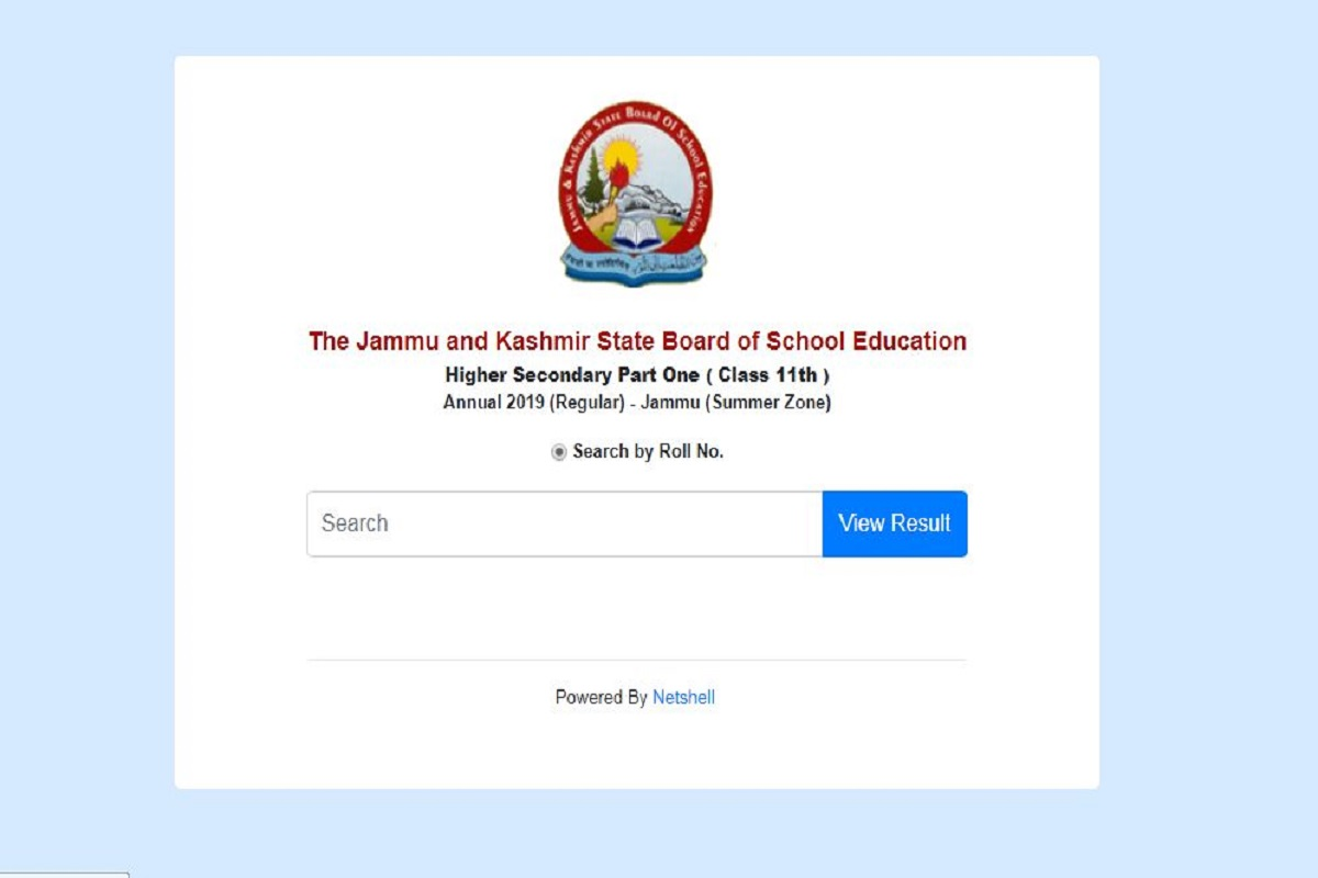 JKBOSE class 11 results 2019 declared at jkbose.ac.in | Here's how to check results