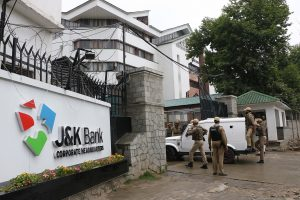 Government appoints search committee for new managing director of J&K Bank