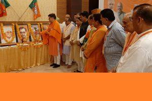 BJP demands fresh delimitation to remove discrimination with Jammu and Ladakh