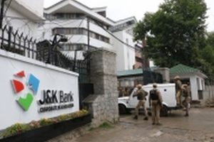 J&K Bank witnesses usual business