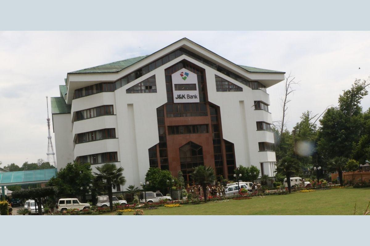 J&K Bank, Jammu, Srinagar, Kashmir, Ladakh