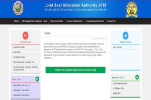 JoSAA 2019: Counselling schedule released, choice filling process starts at josaa.nic.in