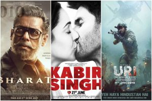 Kabir Singh to become highest grossing film of 2019, may surpass Uri, Bharat