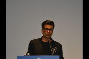 Karan Johar teases new 'fear franchise'