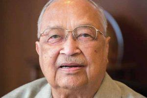 Veteran industrialist Brij Mohan Khaitan dead at 92