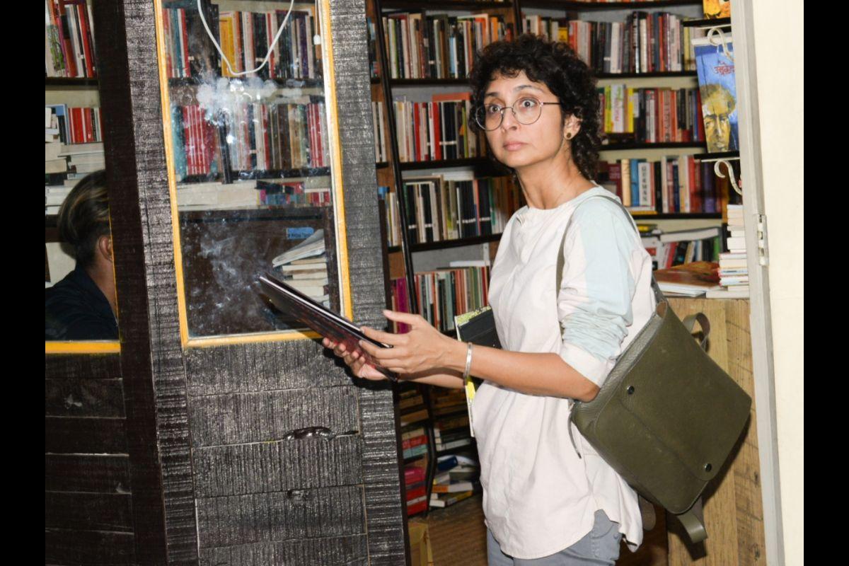 Mobile storytelling exciting, economical: Kiran Rao