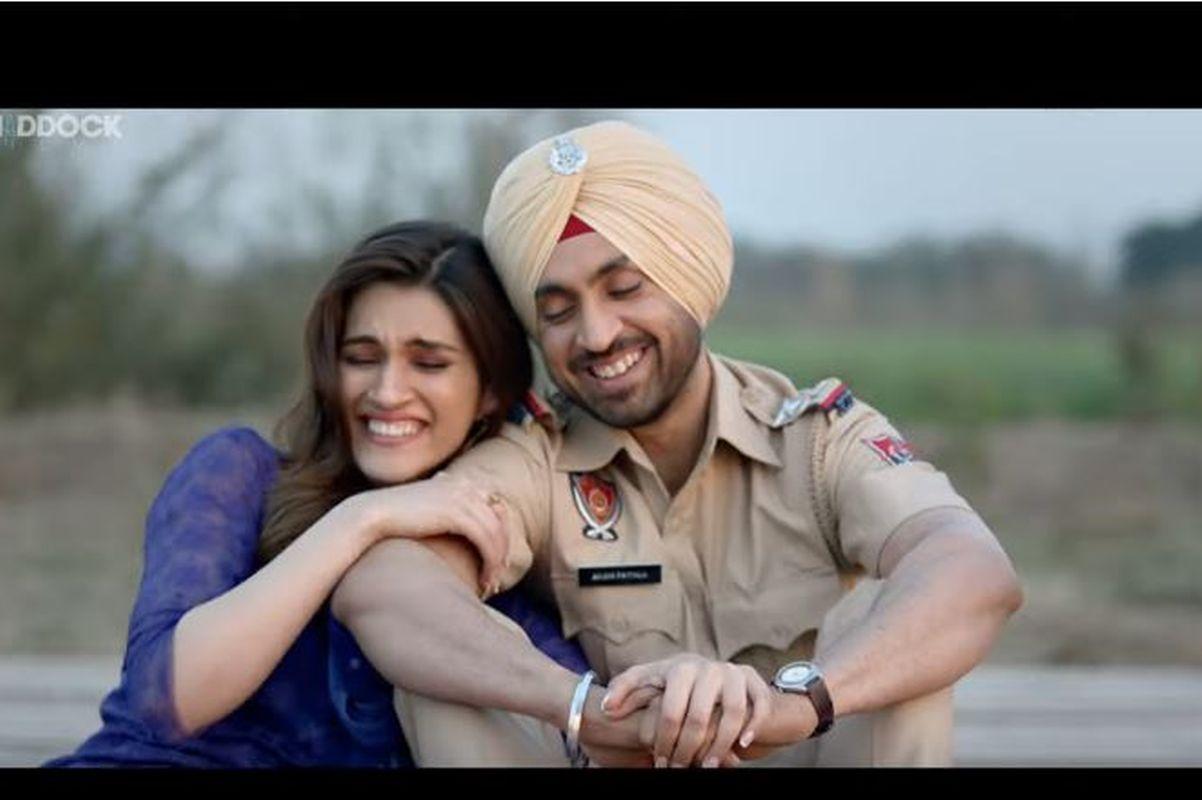 Diljit Dosanjh, Arjun Patiala, Trailer, teaser, poster, Kriti Sanon, Vraun Sharma, Rohit Juraj