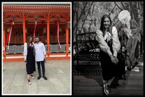 Sonam Kapoor, Anand Ahuja, Kyoto, Japan, summer, vacation, monastries, The Zoya Factor, Dulquer Salmaan