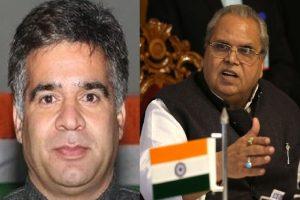 Governor Malik, BJP take conflicting postures on delimitation