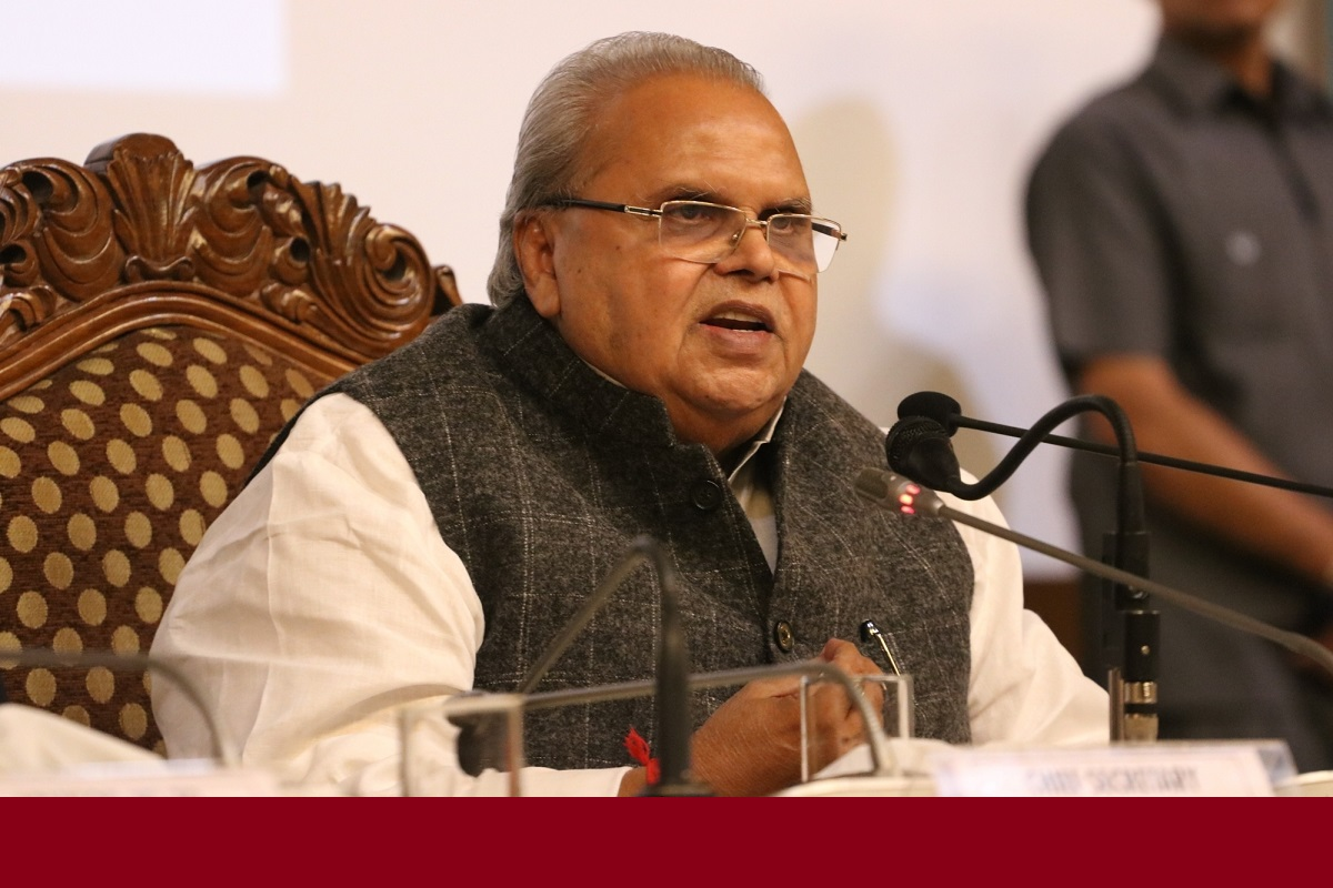 Governor Malik, Jammu, Satya Pal Malik, Jammu and Kashmir, Kashmir, Reserve Bank of India, RBI, Srinagar
