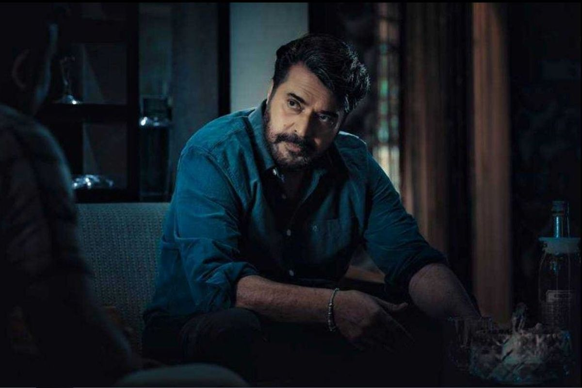 Malayalam cinema superstar Mammootty says he is not happy with what he is doing