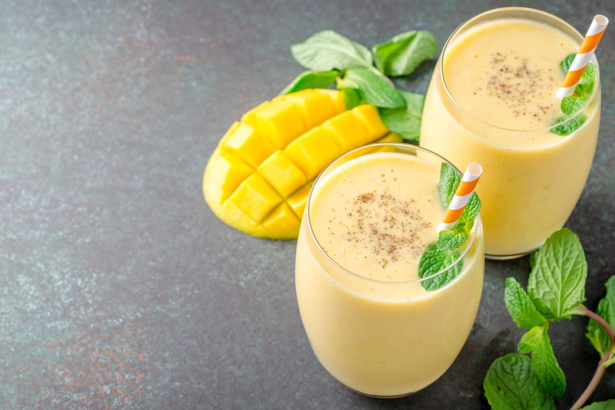 Mango Lassi – A refreshing and delicious summer beverage