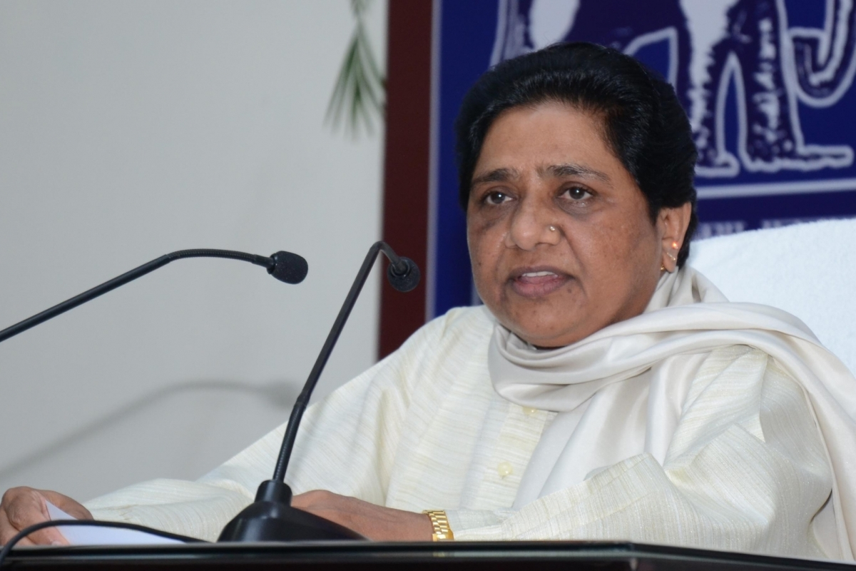 One nation one election, National issues, Mayawati, BSP chief