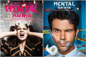 Kangana Ranaut and Rajkummar Rao 'Mental Hai Kya' now 'Judgementall Hai Kya'
